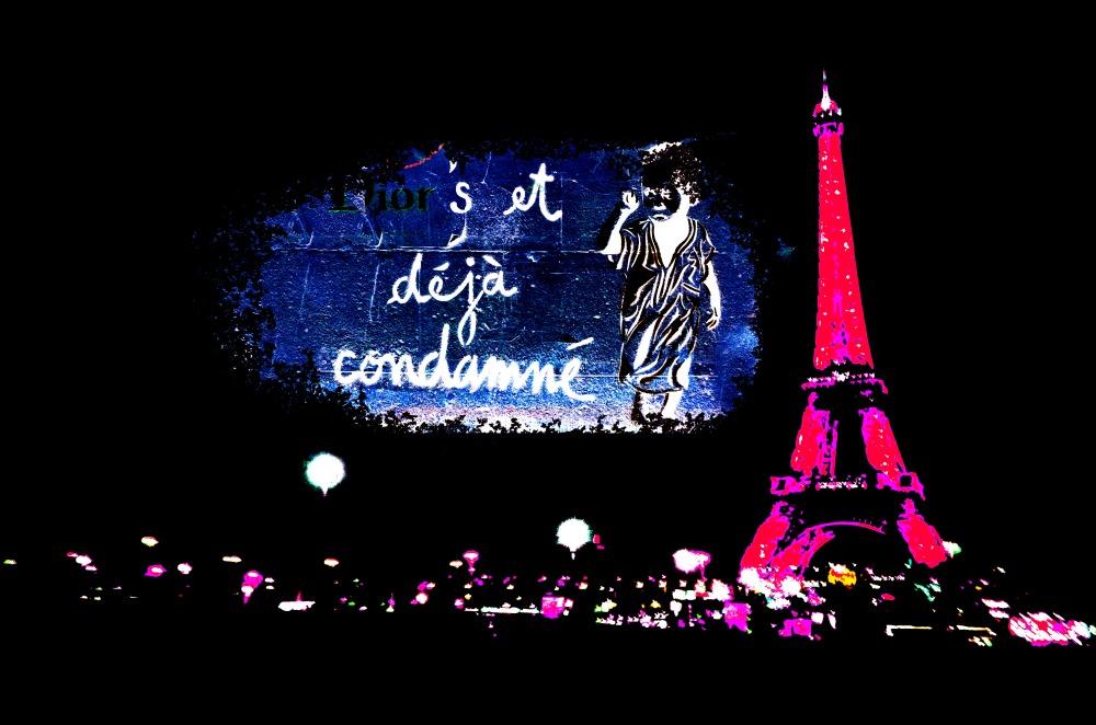 Paris sparkles